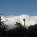 felhő és lámpák