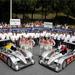 Album - Le Mans - csapatképek