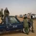 Mauritán katonák