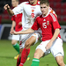 UEFA UNDER21 Hungary-Montenegro