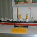 007 A Tiger torpedócirkáló M=1:100 (Hüvös Ferenc)