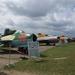 Repülőnap 2010 - Repülőgép múzeum MIG -15 , - 17 , - 21