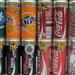 Coca, Fanta, Sprite 250 ml