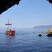 Barlangban, Meganissi szigeten