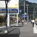 Svájc, Jungfrau Region, Grindelwald, a vasútállomás, SzG3