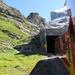 Svájc, Jungfrau Region, Jungfraubahn, a fogaskerekű bemegy az al