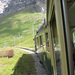 Svájc, Jungfrau Region, a Grindelwald-Kleine Scheidegg-i fogaske