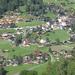 Svájc, Jungfrau Region, Grindelwald látképe a Kleine Scheidegg-G