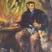 Festmény a rablólovagról