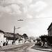 Salgótarján, régen a Pécskő út eleje 1960